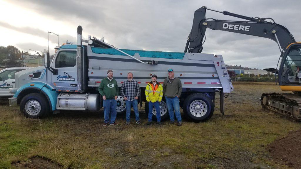 JEX Dump Truck