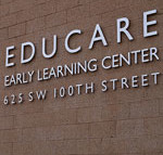 Educare in White Center, WA opened on March 27. Photo Michael Brunk.