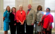 Graduates of the EDFP Certification Program in Georgia were recognized at a luncheon on June 15.
