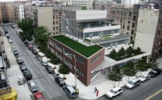 The Mt. Hope Community Center combines under one green roof critically-needed services, educational programs and recreational space for neighborhood residents.