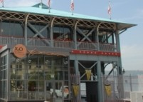 X2O Xaviar's Restaurant is at the heart of the Yonkers Pier restoration.