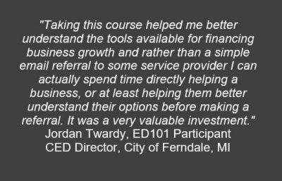 ED101 Quote